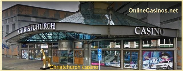 Christchurch Casino Outdoor