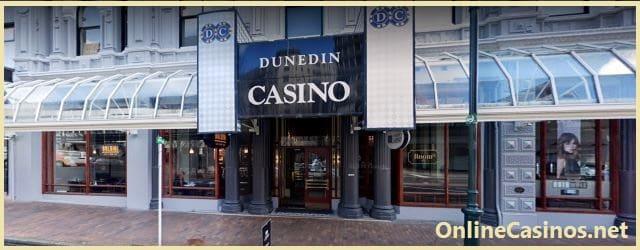 Dunedin Casino From Outside