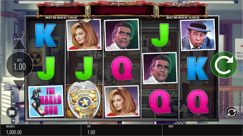 Mega Joker Game View
