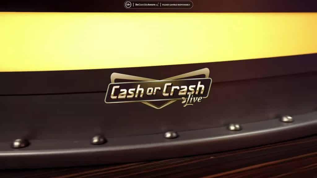 Cash or Crash Live Online Slot