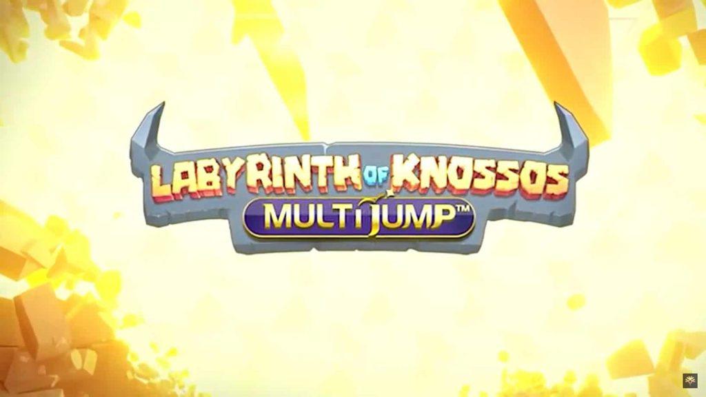 Labyrinth of Knossos MultiJump™ Online Slot