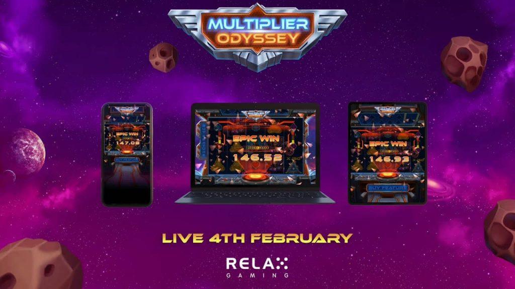 Multiplier Odyssey™ Online Slot