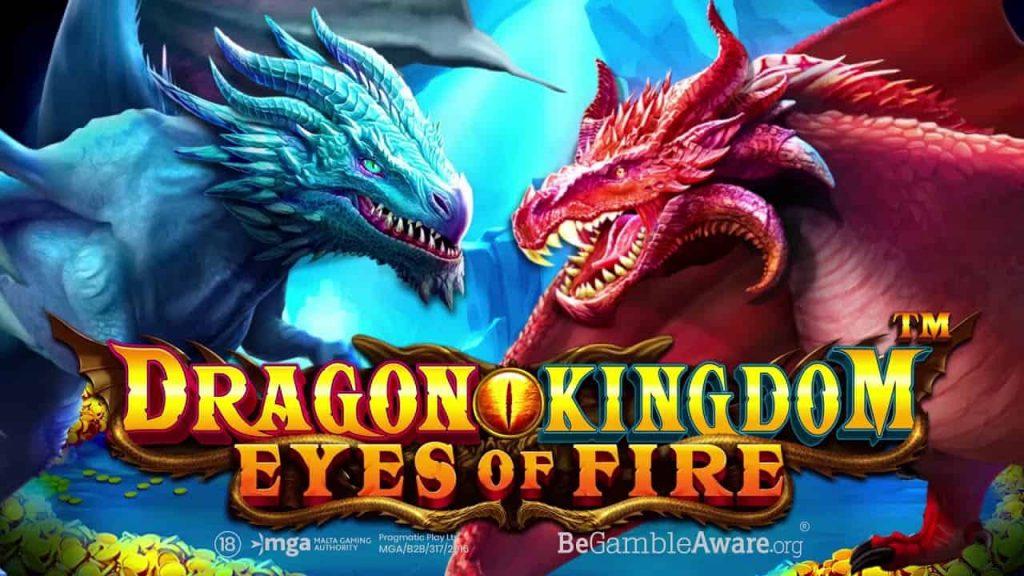 Dragon Kingdom Eyes of Fire Online Slot