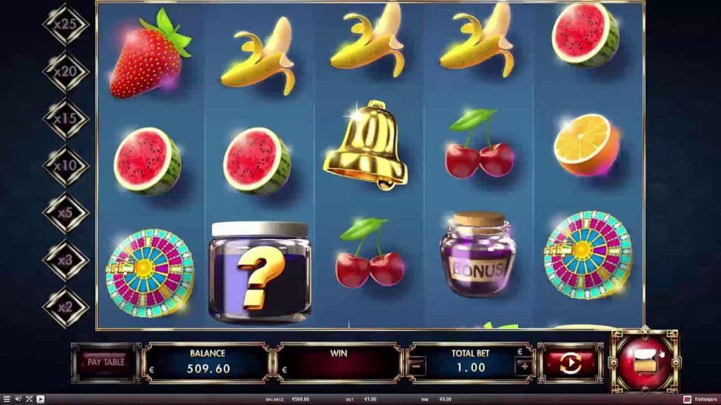 Fruits'n Jars Online Slot