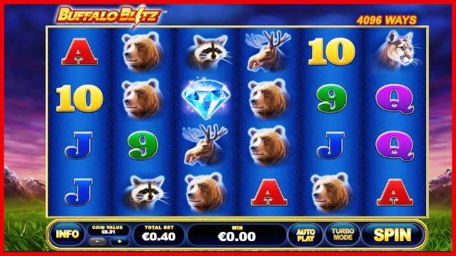 Buffalo Blitz High Volatility Online Slot
