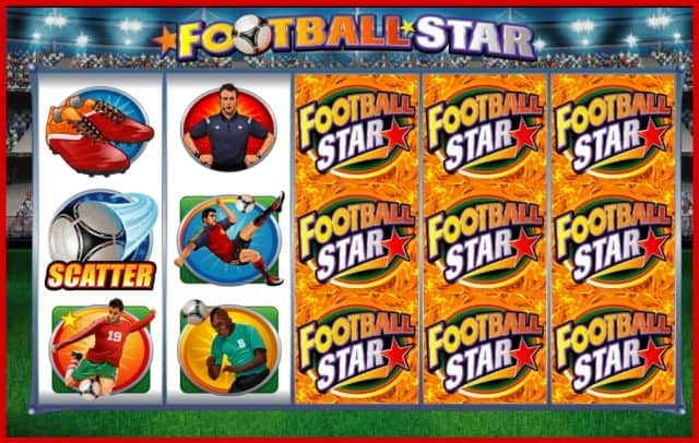 Football Star Online SLot View