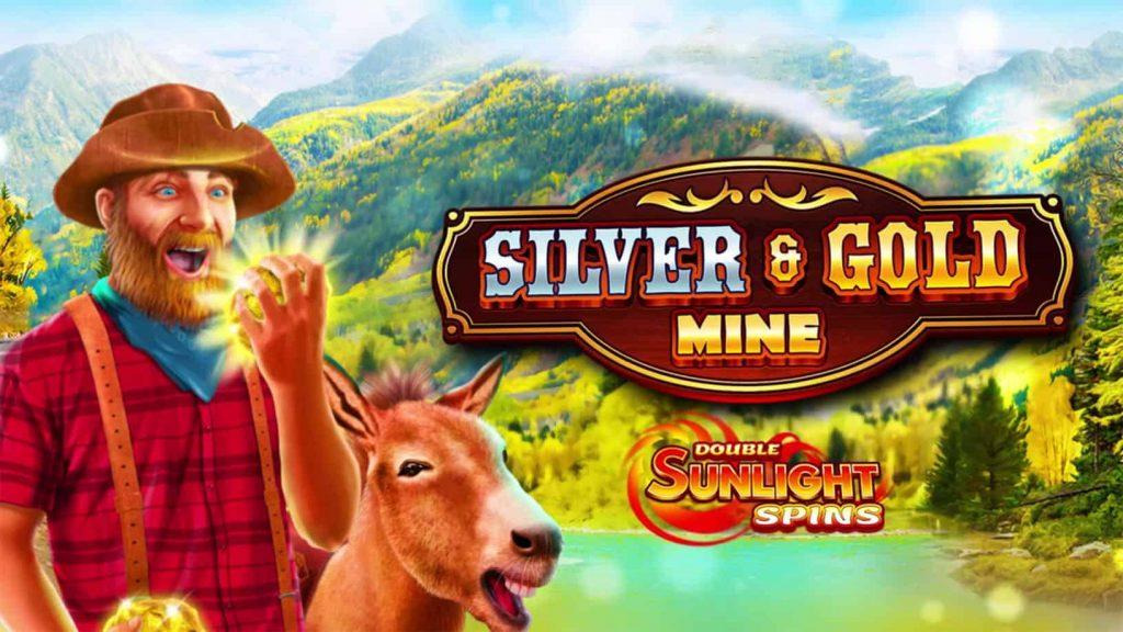 Silver & Gold Mine Online Slot