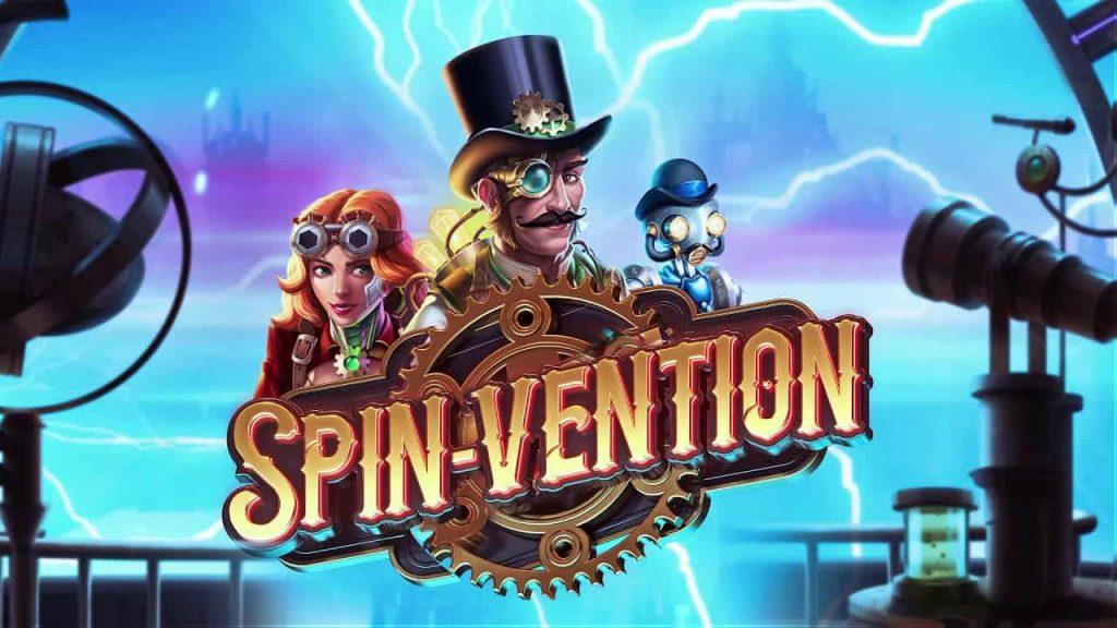 Spin-Vention Online Slot