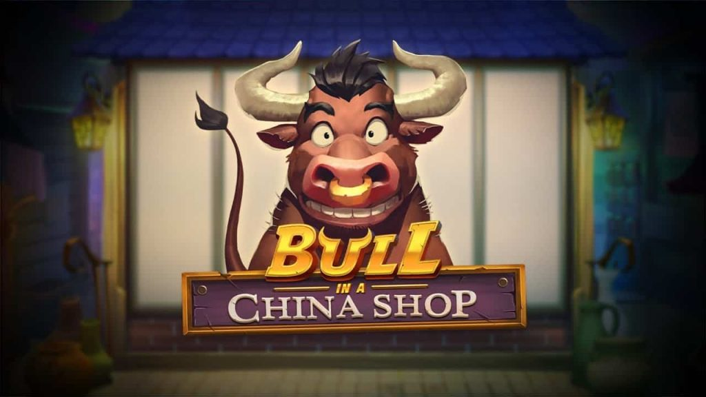 Bull in a China Shop Online Slot