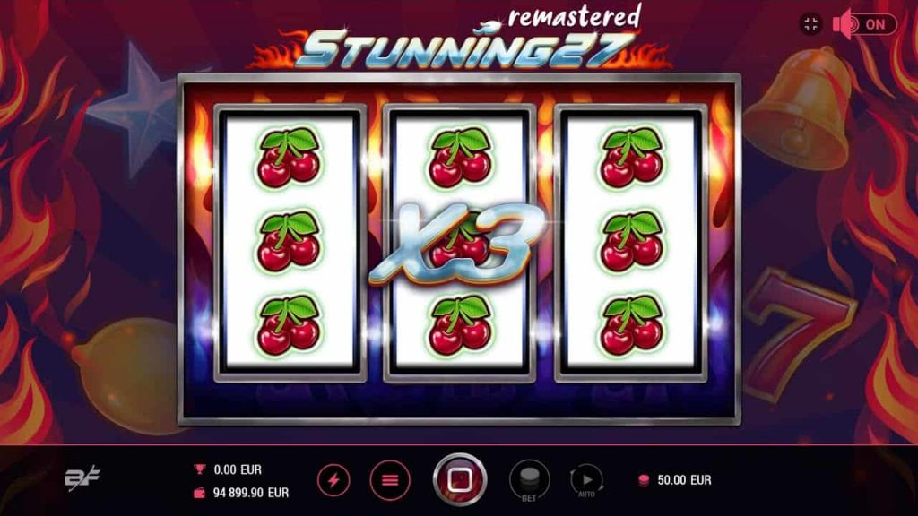 Stunning 27 Remastered Online Slot