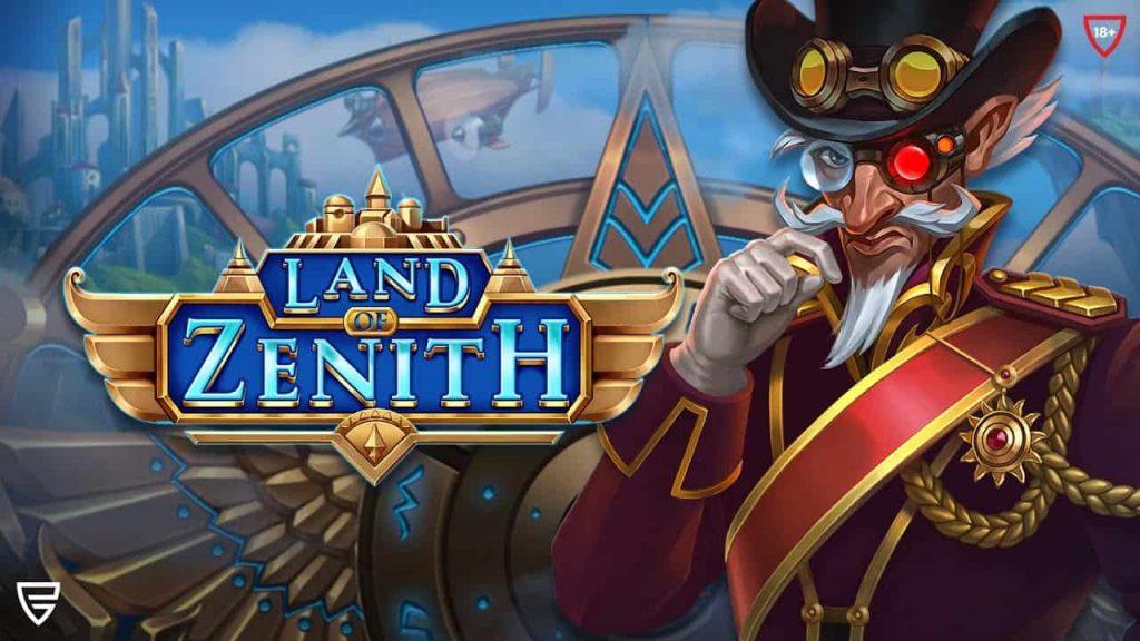 Land of Zenith Online Slot