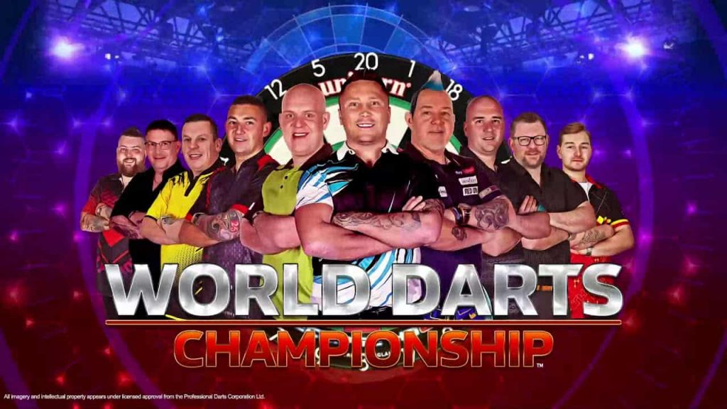 World Darts Championship Online Slot