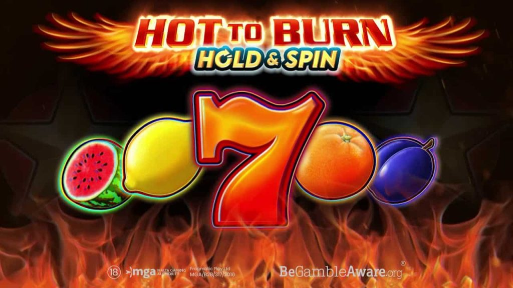 Hot to Burn Hold & Spin Online Slot