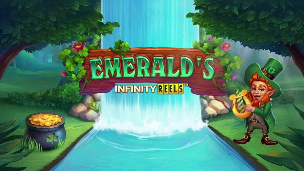 Emerald's Infinity Reels™ Online Slot