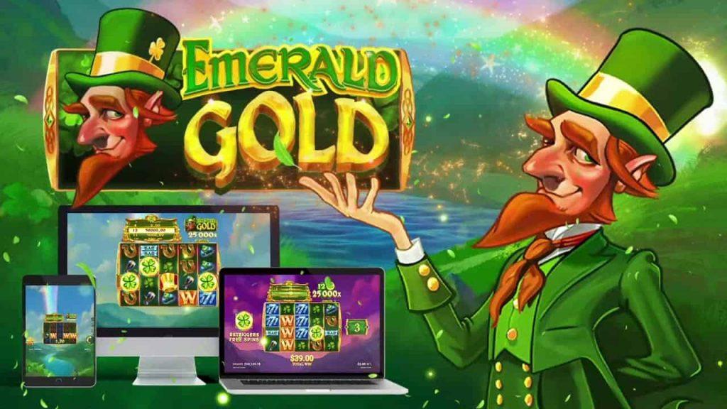 Emerald Gold Online Slot