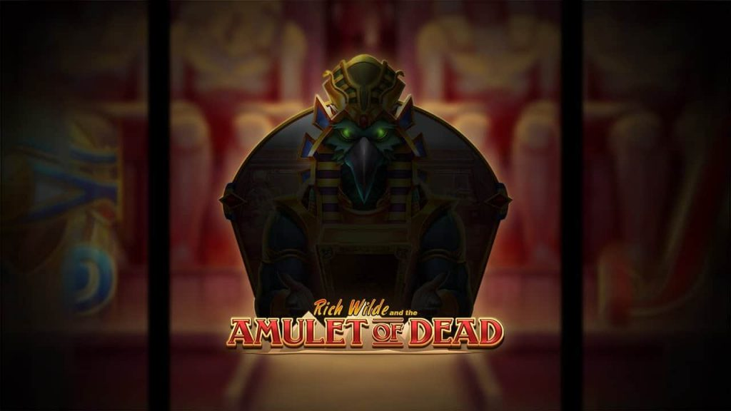Rich Wilde and the Amulet of Dead Online Slot