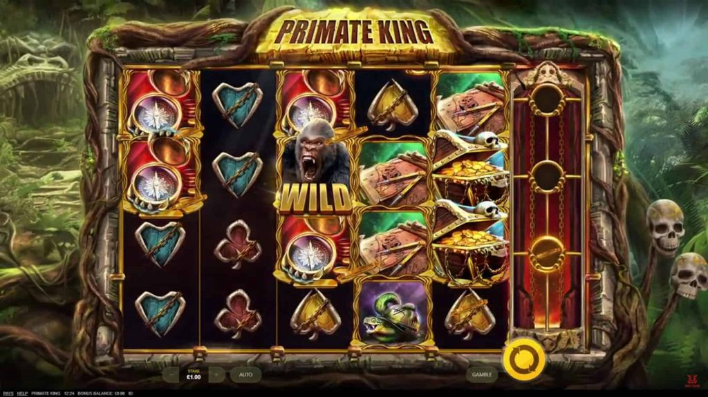Primate King Online Slot
