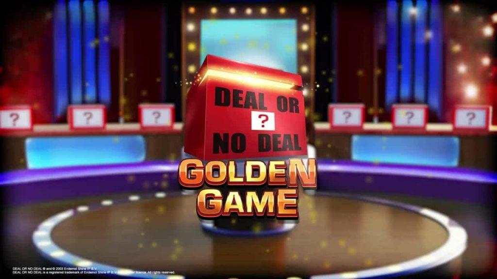 Deal Or No Deal™ Online Slot