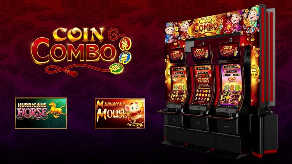 Coin Combo Marvelous Mouse Online Slot