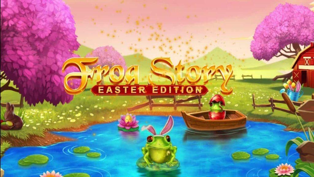 Frog Story Easter Edition Online Slot
