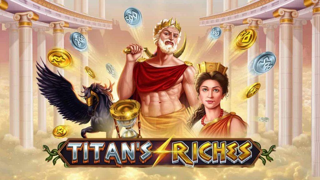 Titan's Riches Online Slot