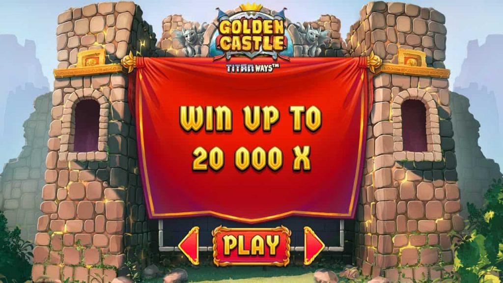 Golden Castle Online Slot