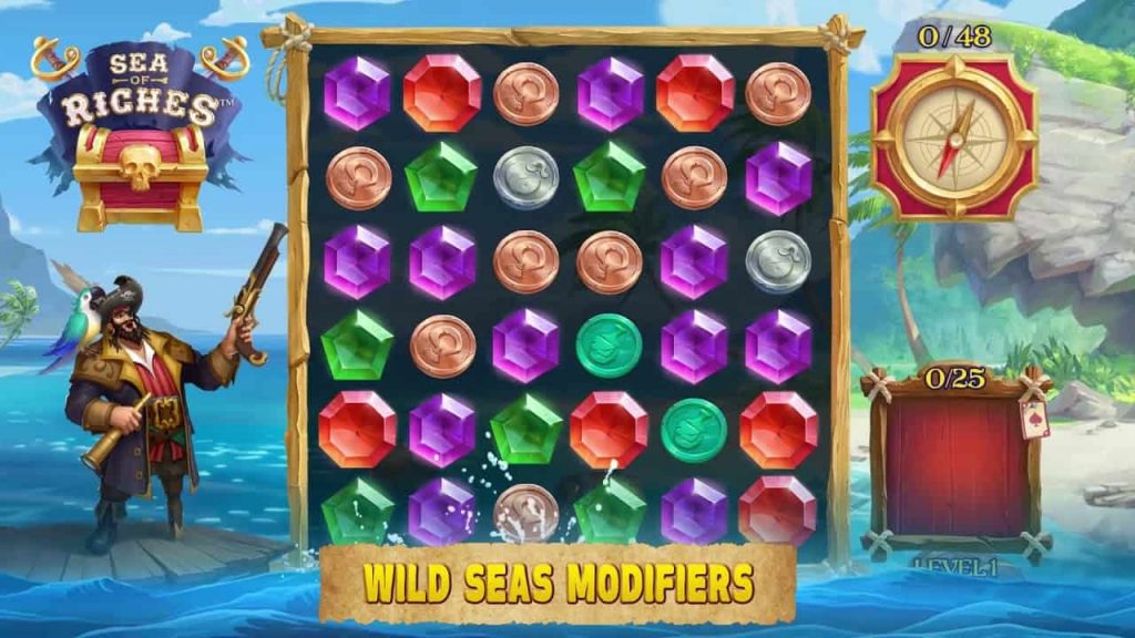 Sea of Riches™ Online Slot