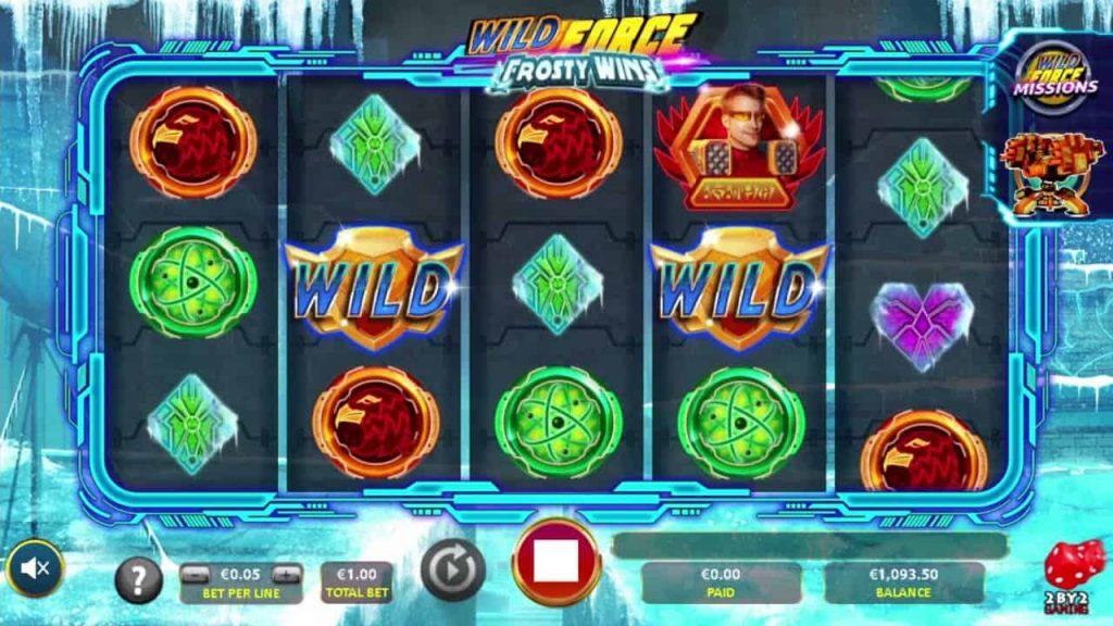 Wild force Frosty Wins Online Slot