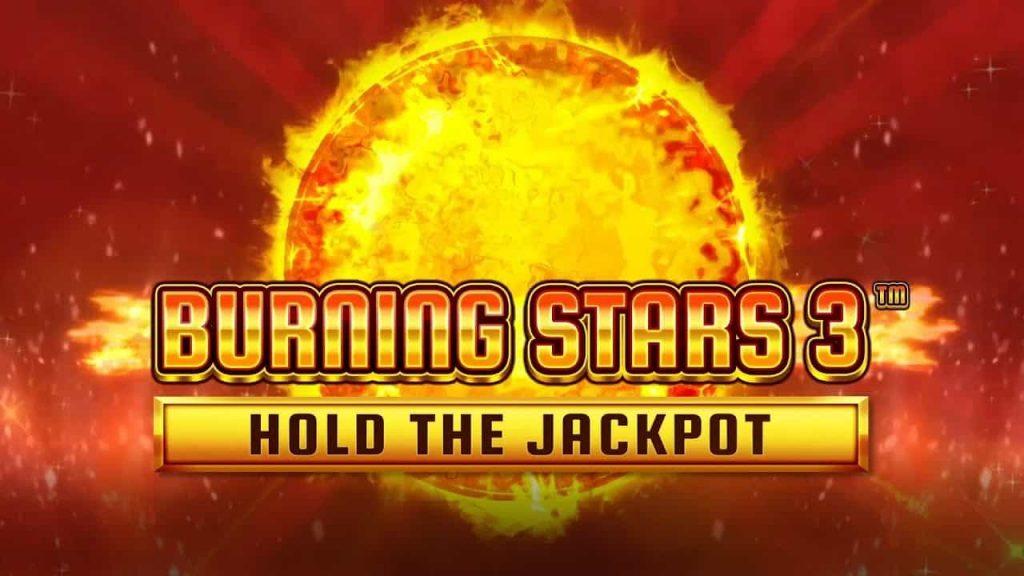 Burning Stars 3™ Online Slot