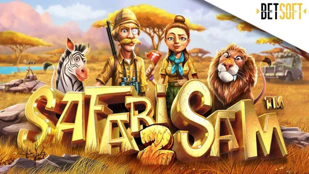 Safari Sam 2 Online Slot