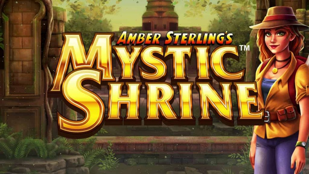 Amber Sterlings Mystic Shrine Online Slot