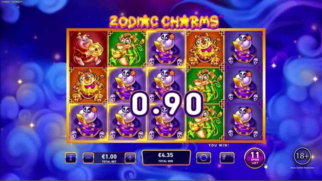 Zodiac Charms Online Slot