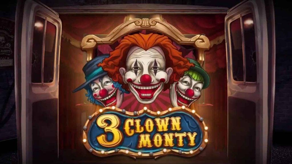 3 Clown Monty Online Slot