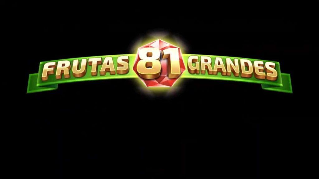 81 Frutas Grandes Online Slot