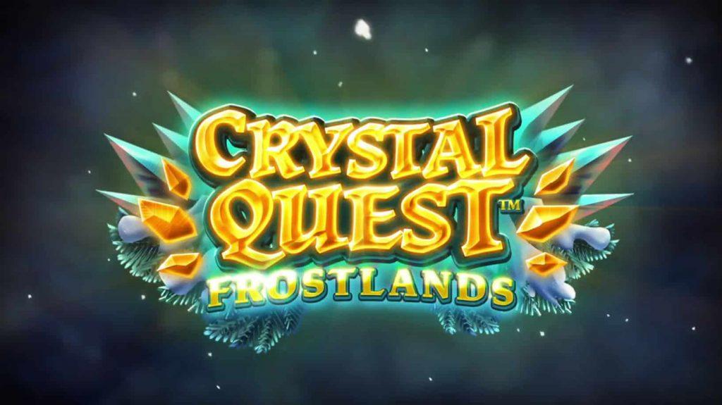Crystal Quest Frostlands Online Slot
