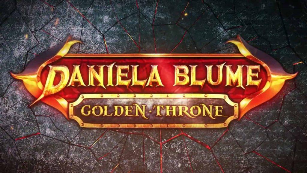 Daniela Blume Golden Throne Online Slot