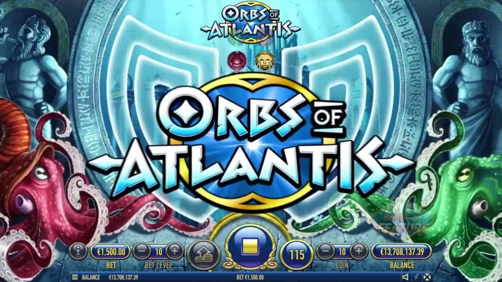 Orbs Of Atlantis Online Slot