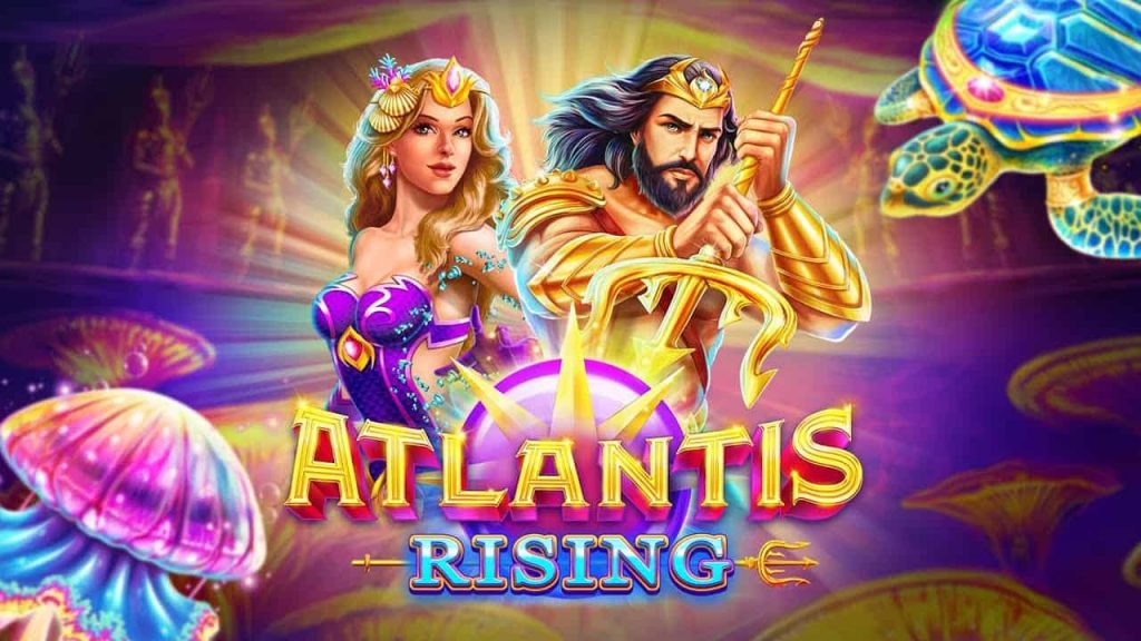 Atlantis Rising Online Slot