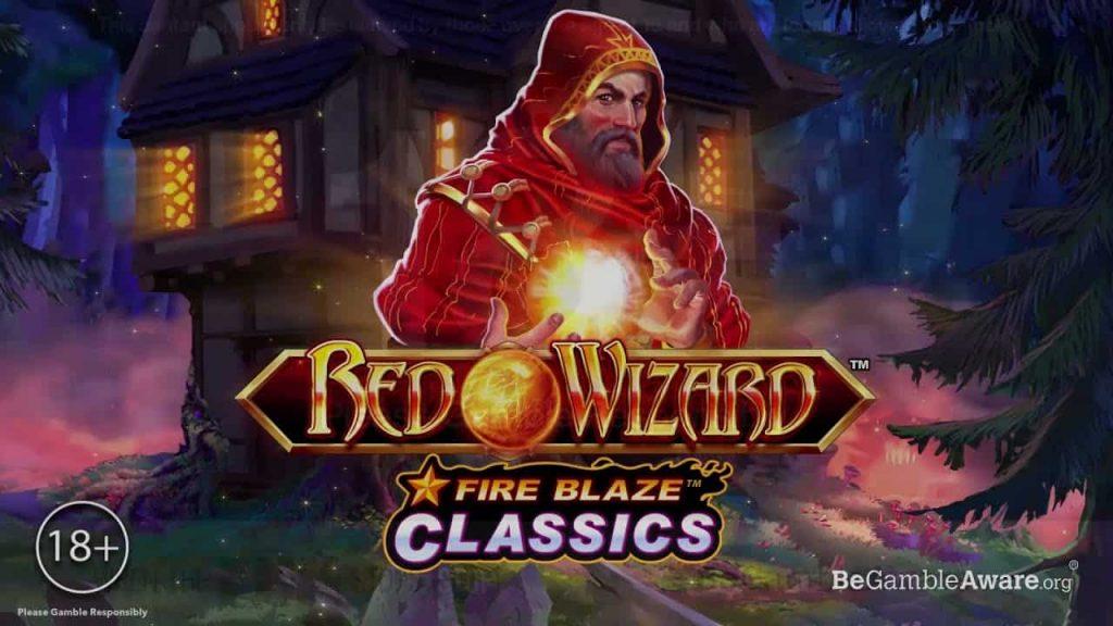 Fire Blaze™: Red Wizard™ Online Slot