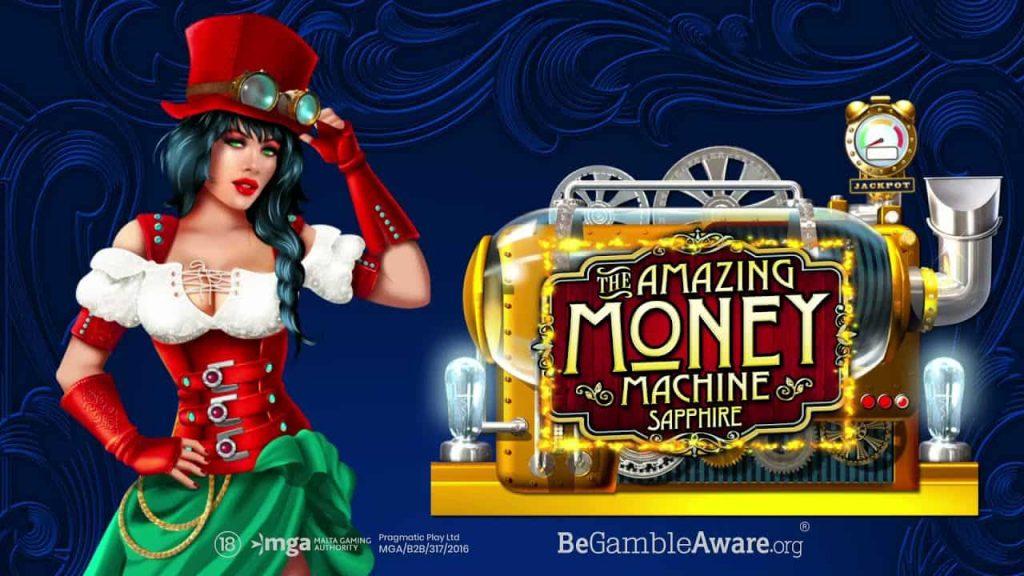 The Amazing Money Machine Online Slot