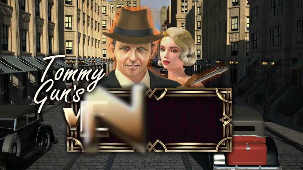 Tommy Guns Vendetta Online Slot