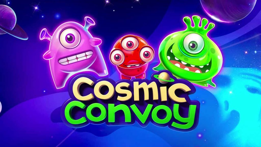Cosmic Convoy Online Slot