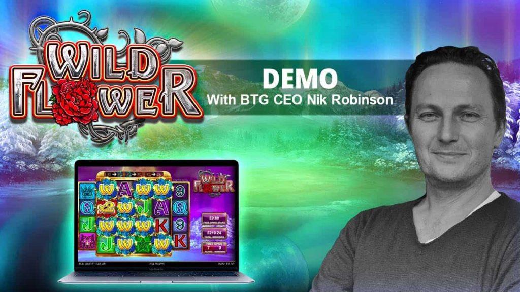 Wild Flower Online Slot