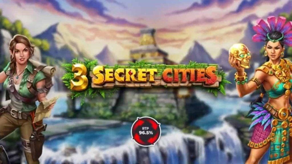 3 Secret Cities Online Slot