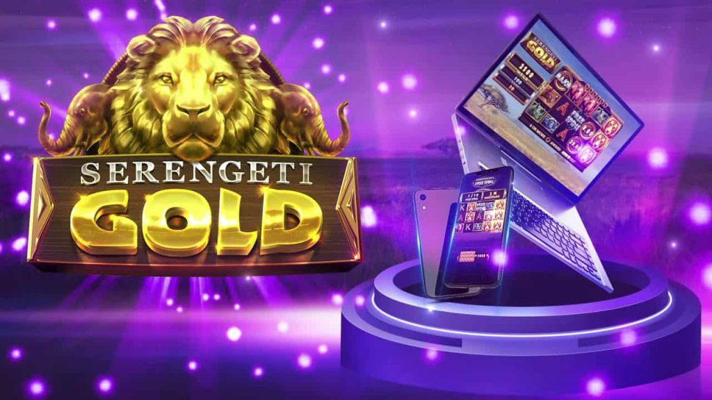 Serengeti Gold Online Slot