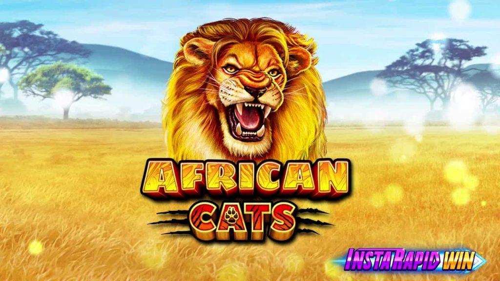 African Cats Online Slot