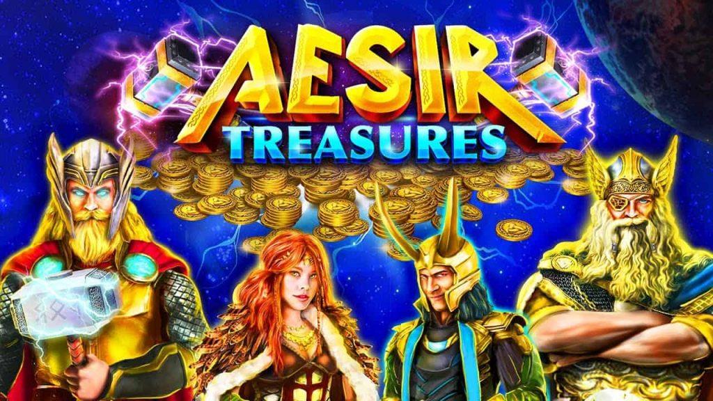 Aesir Treasures Online Slot