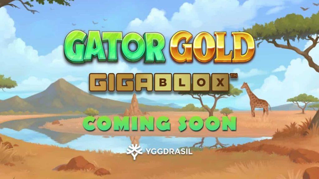 Gator Gold Gigablox™ Online Slot
