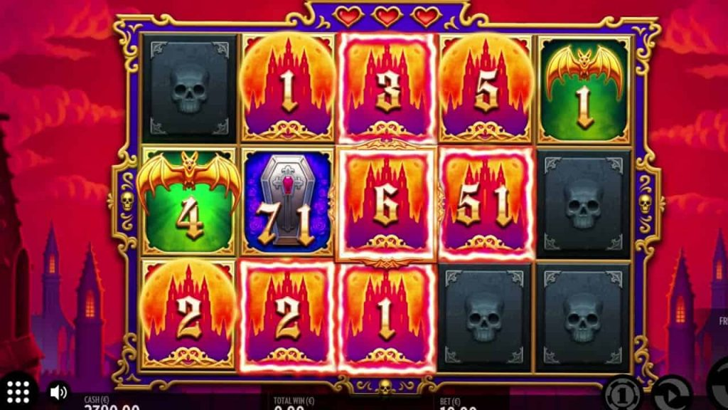 Baron Bloodmore Online Slot