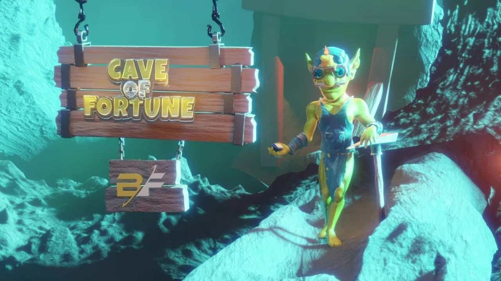 Cave of Fortune Online Slot